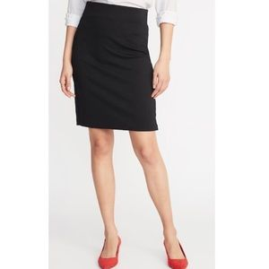 🌟5 for $20🌟 NWT Old Navy Black Pencil Skirt